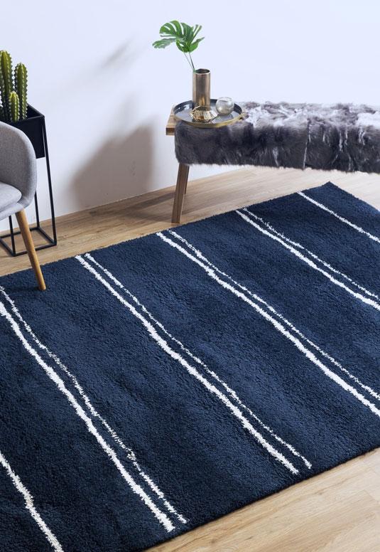 Les tapis épinglés