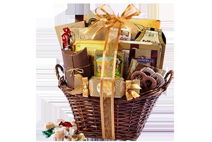 Paniers et cadeaux gourmands